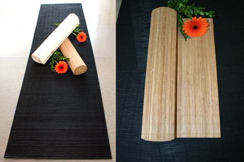 Bambus Tischlaufer